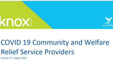 Welfare Services in Knox