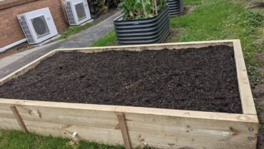 Community Garden supported by Stockland
